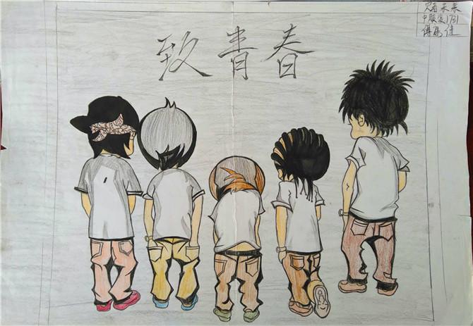 以手绘海报,手抄报或漫画的形式展现学生积极向上,乐于实践,勇于创新