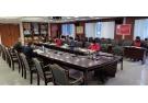 学院召开防控新型冠状病毒感染的肺炎疫情工作领导小组会议